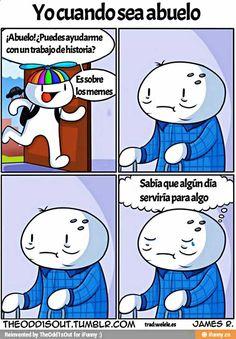 ☑ Pásala bien con lo mejor en memes chistosos y vulgares, imagenes divertidas loteria y chistes homofóbicos ➡ http://www.diverint.com/memes-espanol-comics-veo-amanecer/