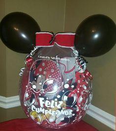 Stuffed Balloon ~ Feliz cumpleaños Globo