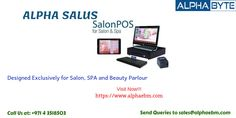 SPA AND SALON MANAGEMENT SYSTEM - GCC VAT COMPLIANT software for billing and reservations now market leading all over UAE and middle east and also our cloud based software are now available. #posSalon #SalonPOSSoftware #BestposSalon #TopPOSSalon #UAE #Qatar #Oman