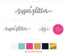 Hey, I found this really awesome Etsy listing at https://www.etsy.com/in-en/listing/542313922/premade-branding-kit-premade-logo