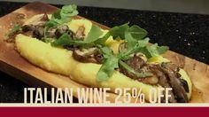 TASTE OF ITALY - SOLSTICE RESTAURANT & WINE BAR