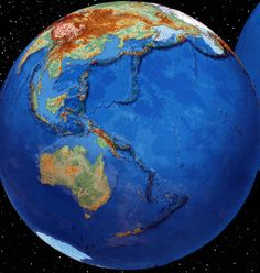 Image detail for -World Earthquake Map - Geology