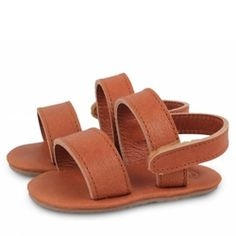 *NEW* Dutch Baby Sandals - Cognac