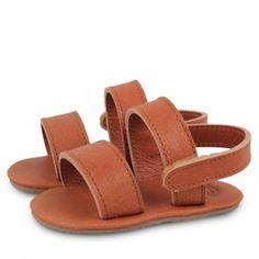 *NEW* Dutch Baby Sandals - Cognac