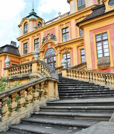 Favorite Castle, Ludwigsburg