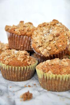 Coconut Banana Muffins - Recipes