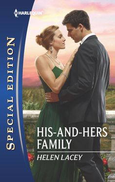Helen Lacey - His-And-Hers Family / #awordfromJoJo #ContemporaryRomance #HelenLacey