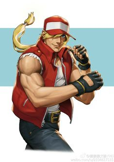Snk Games, Comic Games, Art Of Fighting, Fighting Games, Comic Character, Game Character, Terry Bogard Fatal Fury, Snk King Of Fighters, Samurai