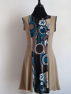 this is my last handmade dress