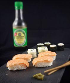 Hoy he tenido un antojo de los grandes  y al cuerpo... de vez en cuando... hay que concederle los caprichos verdad? Sushi para cenar  Y a ver si mi amigo @ferranmedes capta la indirecta... y reserva mesa en #umai #girona