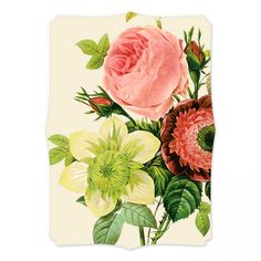 Plantation Floral Wedding Invitations