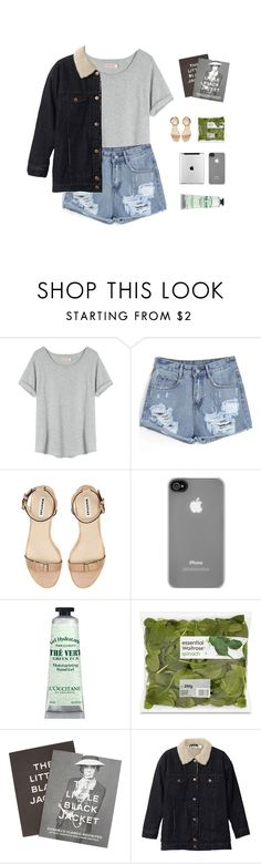 """""""airasia plane crash!"""" by janettetang ❤ liked on Polyvore featuring Organic by John Patrick, Incase, L'Occitane, Steidl and Monki"""