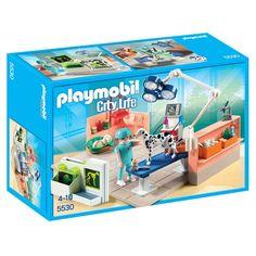 La clinique vétérinaire de Playmobil
