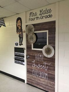 Mrs Gates Class Door Always aspired to learn how to knit, but undecided where do you start? This Absolute Beginner Knitting Collection is exa. 3rd Grade Classroom, Classroom Door, Kindergarten Classroom, School Classroom, Future Classroom, Classroom Decor Themes, Classroom Setting, Classroom Design, Classroom Ideas