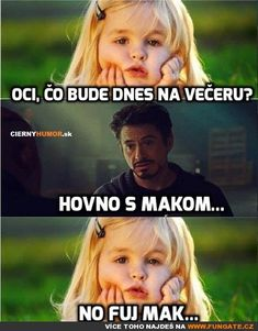 Táto, co bude dnes k večeři? Bude, Jokes Quotes, Robert Downey Jr, Titanic, Haha, Funny, Jokes, Ha Ha, Hilarious