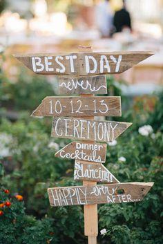 boda-rustica-señales-madera-decoracion