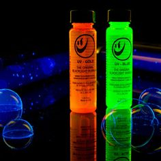 Tekno Black Light Bubbles