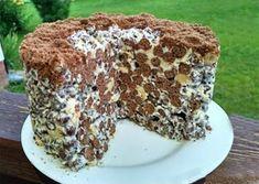 Video: Trīs minūtēs pagatavojama torte no četrām sastāvdaļām - DELFI Receptes Vegetarian Desserts, Delicious Desserts, Dessert Recipes, European Cuisine, Russian Recipes, Pastry Cake, Sweet Cakes, What To Cook, Chocolate Desserts