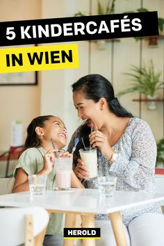 Entspannung für Eltern, Spielecke und Unterhaltung für Kinder: Wir verraten die 5 beliebesten Kindercafés in Wien. ✓ Lauserpause ✓ Mukusal ✓ Mini&Me