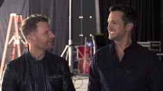Luke Bryan actually might not mind an Oscars-type blunder.