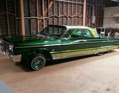 64 Chevy Impala Low low.........