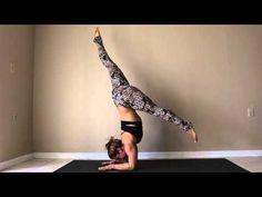 Forearm Balance Tutorial - YouTube