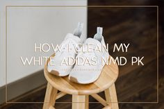 How I Clean my White Adidas NMD Primeknit  White shoes are a pain in the butt it's just that plain simple. And sometimes I kind of regret getting my white Adidas NMD Primeknit but thank God for Sneaker LAB I don't have to feel bad anymore!  Disclaimer: This post is in collaboration with Sneaker LAB.      You know that mini heart attack you get when somebody steps on your brand new shoes? Yeah but for me it was a little different because I didn't get stepped on!When I saw my shoes when we got…