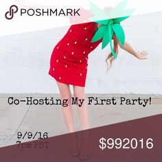🌿 Looking for Host Picks!🌿 Super Duper Excited to be Co-Hosting my First Posh Party on Friday, September 9th! I'll be searching for Host Picks from now until then! Tag me in your best, brightest, most FUN listings! Other