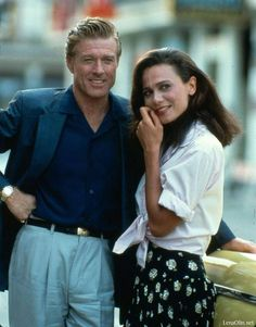 Robert Redford - Havana (1990)