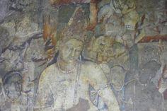 Ajantas bekannteste Freske