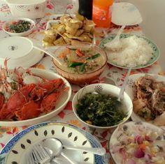 Seafood Madness!