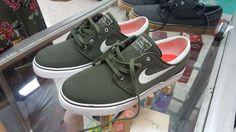 Stefan Janoski_NIKE. Olive green  sneackers_nikeZoom