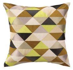 Holister Pillow- Gray & Citron - Clayton Gray Home