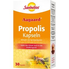 AAGAARD Propolis Kapseln:   Packungsinhalt: 30 St Hartkapseln PZN: 02056625 Hersteller: Börner GmbH Preis: 8,48 EUR inkl. 7 % MwSt. zzgl.…