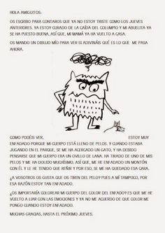 LOS RATONES DE ZARATÁN: EL MONSTRUO DE COLORES (11ª SEMANA) Monster Activities, Activities For Kids, Spanish Colors, Class Dojo, Feelings And Emotions, Kids Education, Quilt Patterns, Psychology, Kindergarten