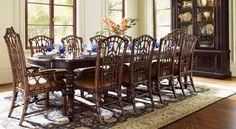 "Stowers San Antonio Dining Room Furniture - ""Pacific Coast"""