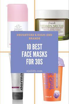 Best Sheet Masks, Best Masks, Best Face Mask, Face Masks, Face Mask Drugstore, Vitamin C Face Mask, Anti Aging, Face Wrinkles, Beauty Tips For Face