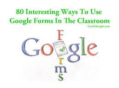 Google Forms can be used daily for classroom management and/or assessment OR they can be used when you need a break from the mundane