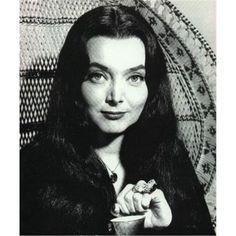 morticia addams | Morticia Addams -1964 » Heróis do Passado