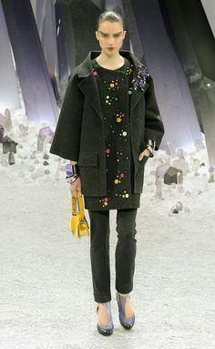 Chanel otoño-invierno 2012-2013.