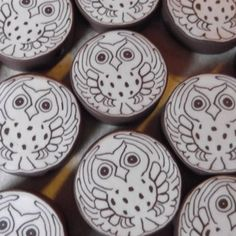 Polymer Clay Tutorial - Simply stunning owl cane.