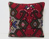 """interior designing 18"""" boho pillow cover hand embroidered pillow case primitive pillow extra large cushion decorative sofa pillow case 29018"""