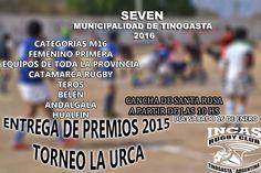 Entrega de Premios del Torneo la URCa