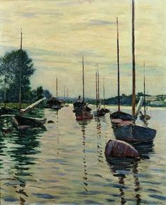 art.quenalbertini: Gustave Caillebotte Art | arthistory.about