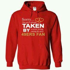 49ers girl hoodie