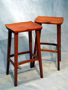 Collecting ideas for bar stools...