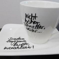 Stefanie Dittmann (@dittmannstefanie) • Instagram-Fotos und -Videos #handmade, #porzellan, #individuellegeschenke Mugs, Videos, Tableware, Instagram, Pictures, Dinnerware, Tumblers, Tablewares, Mug