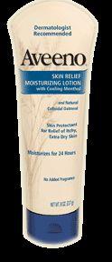 cream, moisturiser, aveeno