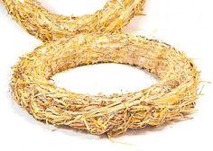 Strohkränze Onion Rings, Ethnic Recipes, Art, Straw Wreath, Handarbeit, Creative, Crafting, Art Background, Kunst
