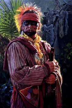 Seminole Savaşçı